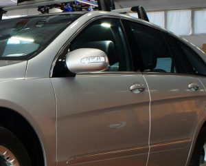 car window glass tinting